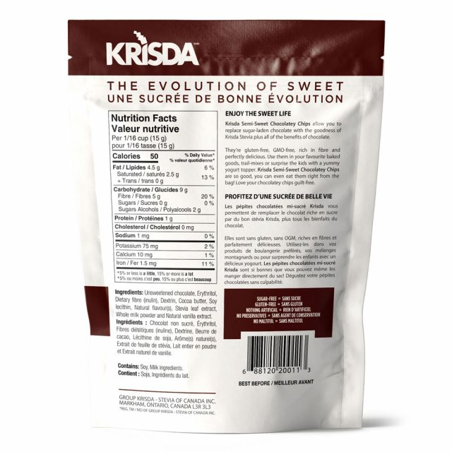 Krisda Chocolatey Chips