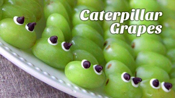 Caterpillar Grapes